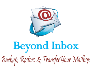 Beyond Inbox-backup, restore & tarnsfer email